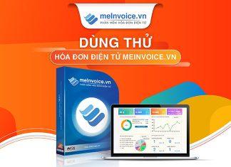Dùng thử hóa đơn điện tử meInvoice.vn